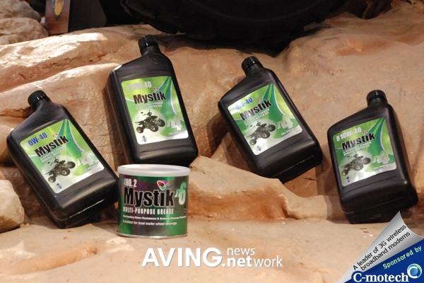 Mystik Lubricants To Showcase New Line Of Small Engine Oils Jt 4