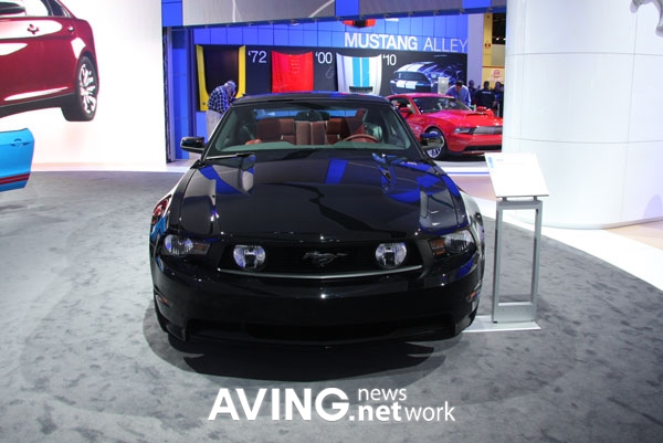 Detroit Usa Aving Special Report On 39 Naias 2009