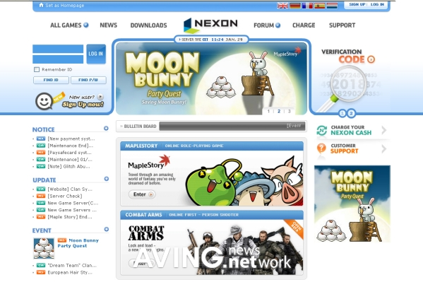 Nexon europe to bring another safe and user friendly for Nexon client