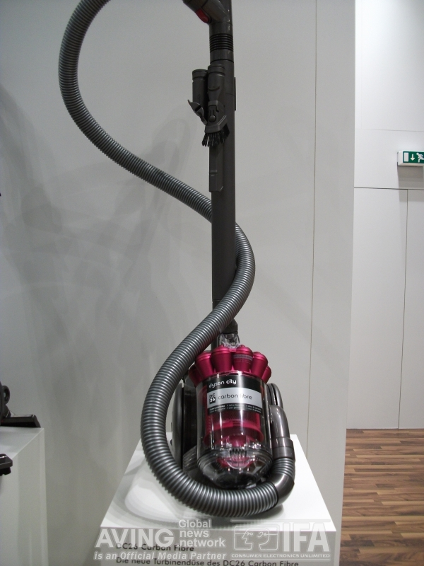 The Dc26 Carbon Fibre Vacuum Cleaner Will Be Available On