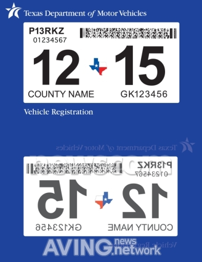 texas department of motor vehicles registration