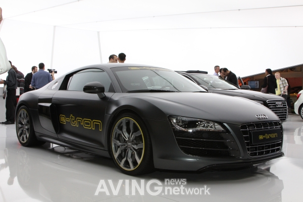 Las Vegas Usa Aving Special Report On Ces 2011 아우디