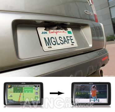 magellan to introduce wireless back up camera for roadmate. Black Bedroom Furniture Sets. Home Design Ideas
